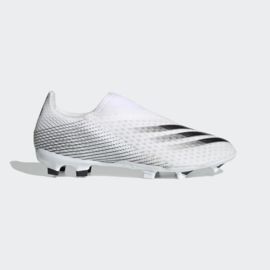 EG8165 X GHOSTED.3 LACELESS FIRM GROUND VOETBALSCHOENEN
