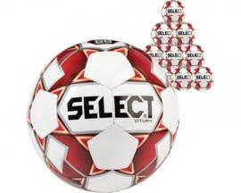 Vitura 10X Ballenpakket - Rood / Wit