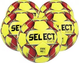 Brillant Super Tb 5X Ballenpakket - Geel / Rood