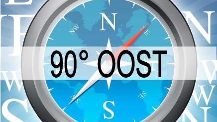 90 Graden Oost