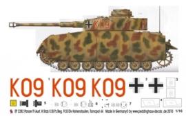 EP 2282 Panzer IV Ausf H Hohenstaufen, Tarnopol 1944