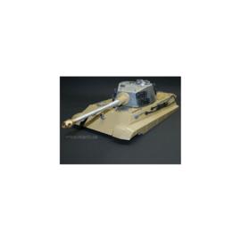 Tiger 2 King Tiger bovendek met metalen toren in BB en IR uitvoering