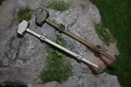 PW021. Vorschlaghammer Typ A met houder