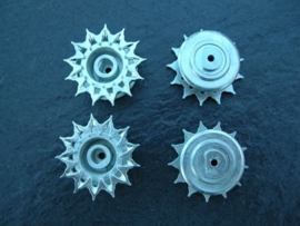 HL metalen aandrijfwielen voor de Pershing M26