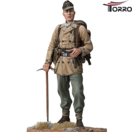 1/16 Figures Kit German Mountain Soldier Standing