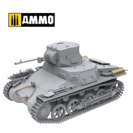 1/16 Kit Panzer I Ausf. A Breda Item number: 2414298503