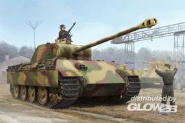 Trumpeter: German Panther G in 1:16 inclusief compleet binnenwerk