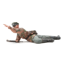 1/16 Figures Kit Wehrmacht Officer