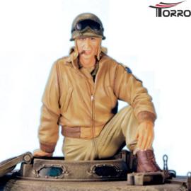 1/16 U.S Tank Soldier 1 WWII