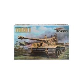 "Tiger 1 ""Torro edition"" RC voorbereid"