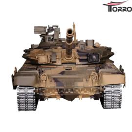 Russische T-90 tank, 2.4Ghz, BB uitvoering, voorzien van metalen tracks etc.