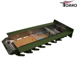 Leopard 2A6 metalen onderbak