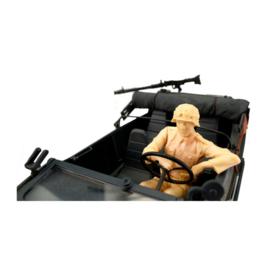 1/16 Figure Kit Schwimmwagen Driver
