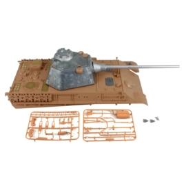Panther F bovendek met metalen koepel en Taigen recoil system