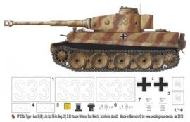 EP 2266 Tiger I Ausf. E Div Das Reich