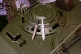 USW018 Bajonet M1 Garand in foedraal