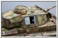 Panzer III metalen koepeldeuren
