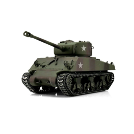 1/16 RC M4A3 Sherman 76mm camo IR Servo