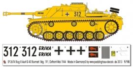 EP 2674 Stug III ausf. G 40 Brigade 191
