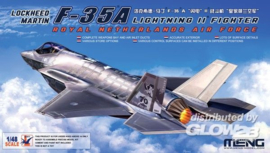 MENG-Model: Lockheed Martin F-35A Lightning II Fighter Royal Netherl AirForce in 1:48 [5930242]