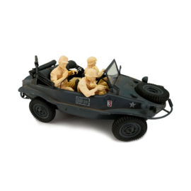 1/16 Figure Kit Schwimmwagen Crew set