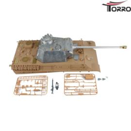 Panther G bovendek met metalen koepel en BB schiet functie(SOFTAIR)