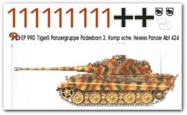 EP 0990 Tiger II Panzergruppe Paderborn