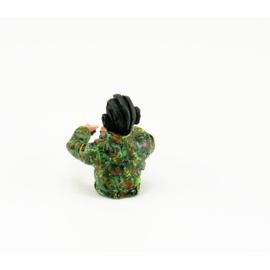 1/16 Half Figure Loader Leopard