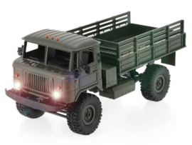 RC GAZ-66 Russian Military Truck 1:16 WPL-B24R 4x4 (Green)