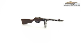 PPSh-41 machine gun 2. World War in scale 1:16