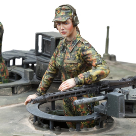 1:16 vrouwlijke Bundeswehr  lader