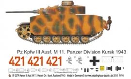 EP 2279 Panzer III Ausf.M 11. Panzer Div. Kursk 43