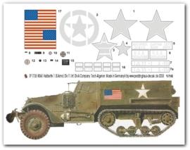 EP 1726 M3 A1 Halbkette der 1.Armd.Div. 11th Inf.Div