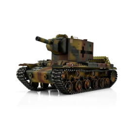 1/16 RC KV-2 754(r) camo IR Smoke (Cannon smoke at firing)