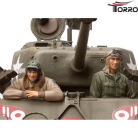 1/16 U.S Tank Crew 2 WWII