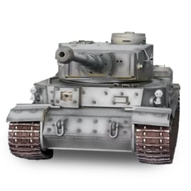 1/16 TIGER I PORSCHE VERSION PANZER KIT HOOBEN