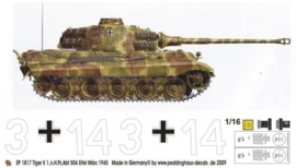EP 1817 Tiger II 1./s.H.Pz.Abt Marynino, Polen September 44