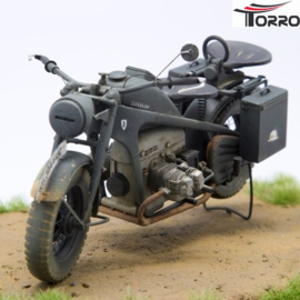 1/16 Kit Motorcycle Zündapp KS-750/1 Solo