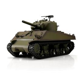 1/16 RC M4A3 Sherman green BB+IR