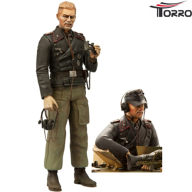 1/16  Figure German Tank Soldier 1944