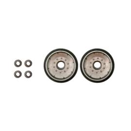 M1A2 Abrams metal idler wheel with ball bearing