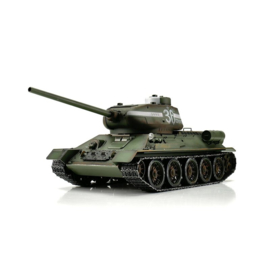 1/16 RC T-34/85 green IR Smoke (Cannon smoke at firing)