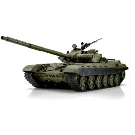 1/16 RC T-72 green BB+IR