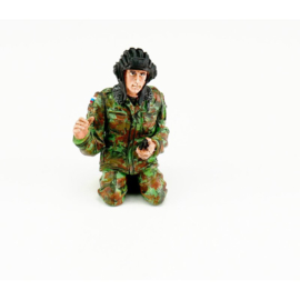 1/16 Half Figure Gunner T-90