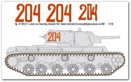EP 1892 KV 1 s russ. tankregiment Demjansk 1942