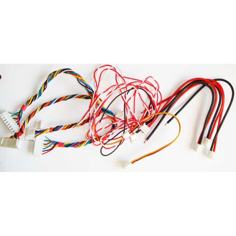 CABLE KIT FOR RX-18/ TAIGEN 2.4 GHZ OR IBU2 MAINBOARD UNIT