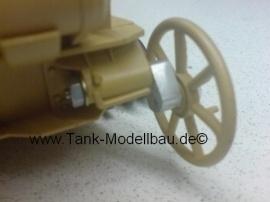 Panzer IV Aluminium trackspanner