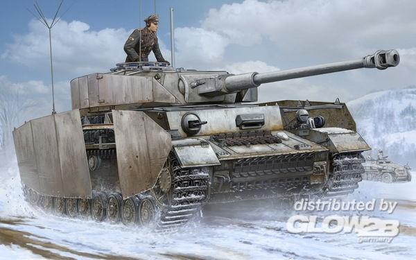 Trumpeter: German Pz.Beob.Wg.IV Ausf.J Medium Tank in 1:16 [9360922]