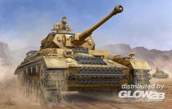 Trumpeter  Panzerkampfwagen IV Ausf. F2 - Medium Tank
