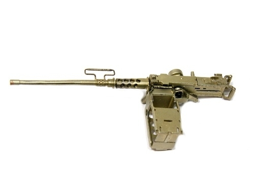 Browning machine gun kit cal.50 scale 1/16